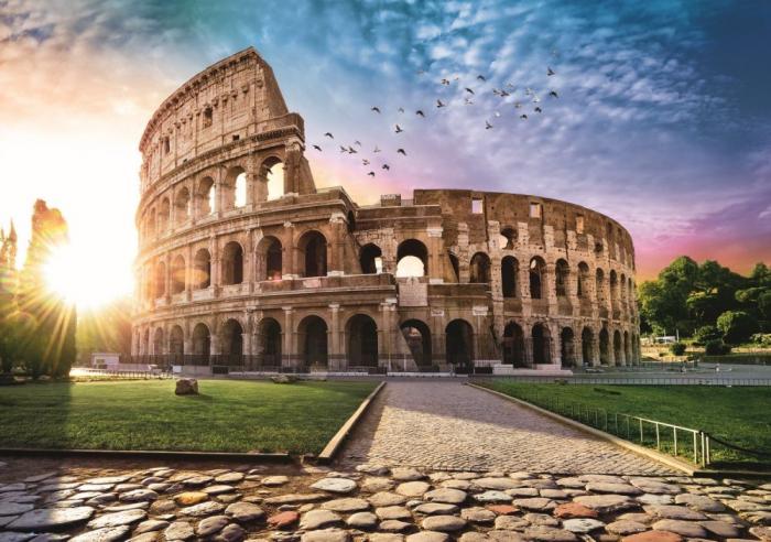 Puzzle Trefl 1000 Coloseum [1]
