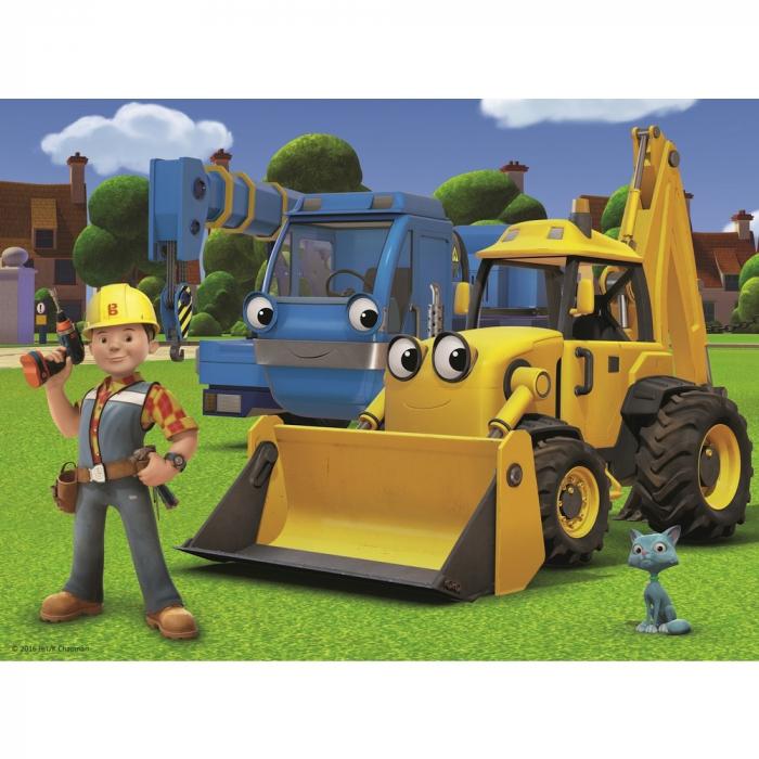 Puzzle Trefl 30 Bob constructorul [1]