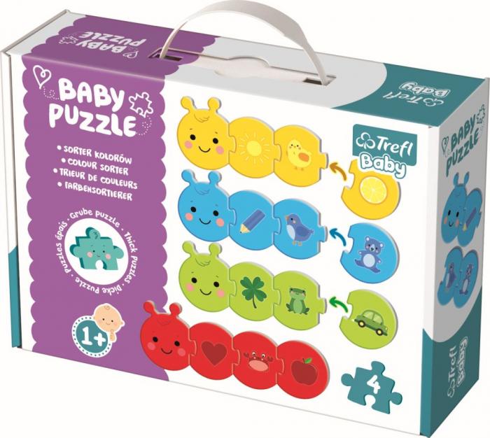 PUZZLE TREFL BABY CLASIC SORTEAZA CULORILE [0]