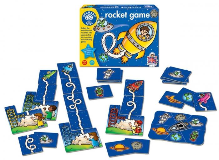 Racheta / ROCKET GAME [1]