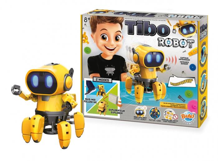 Robot Tibo [4]