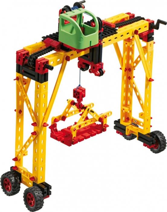Set constructie ADVANCED Universal 3 - 40 modele [25]