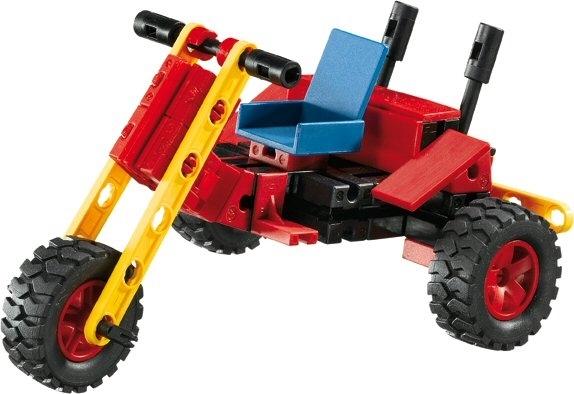 Set constructie ADVANCED Universal 3 - 40 modele [35]