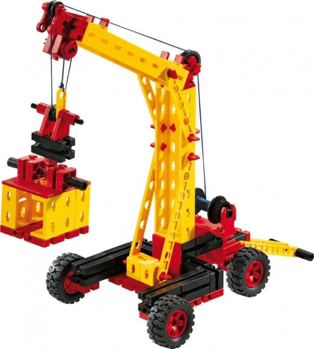 Set constructie ADVANCED Universal 3 - 40 modele [10]