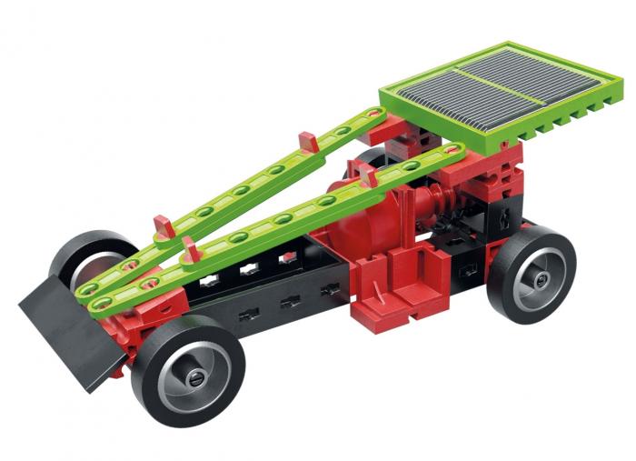 Set constructie PROFI Solar Power - 4 modele [2]