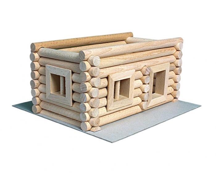 Set de construit Vario 72 piese - joc educativ Walachia [2]