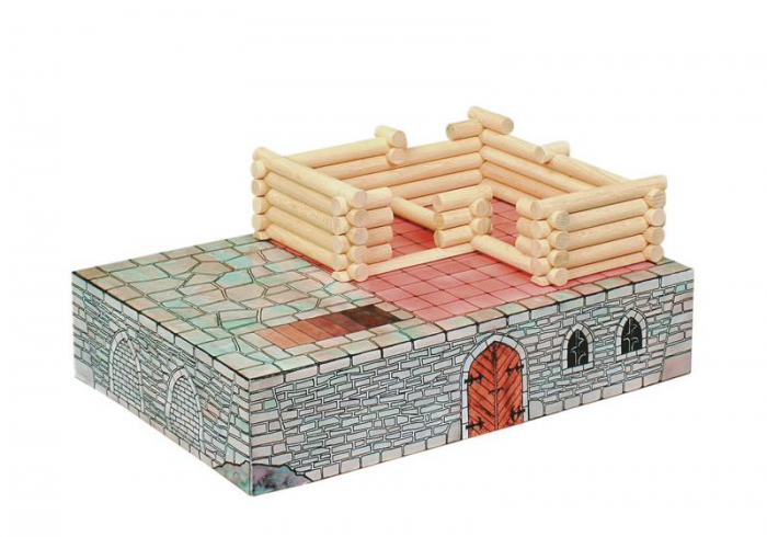 Set de construit Vario Fort – joc educativ Walachia [7]
