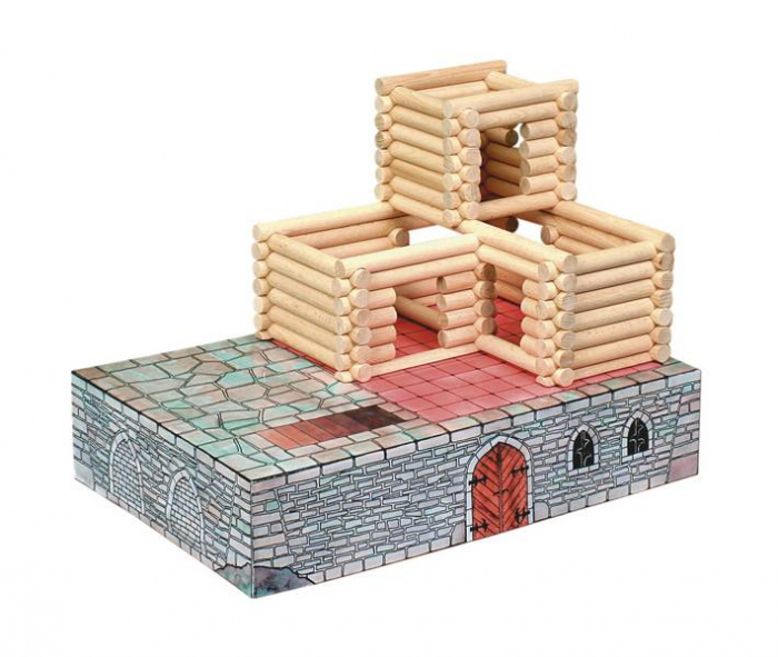 Set de construit Vario Fort – joc educativ Walachia [3]