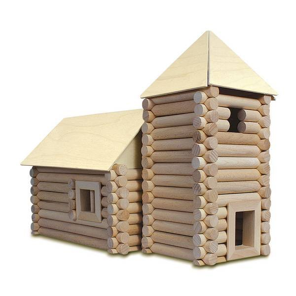 Set de construit Vario XL 184 piese – joc educativ Walachia [7]