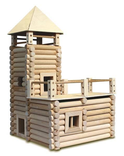Set de construit Vario XL 184 piese – joc educativ Walachia [10]