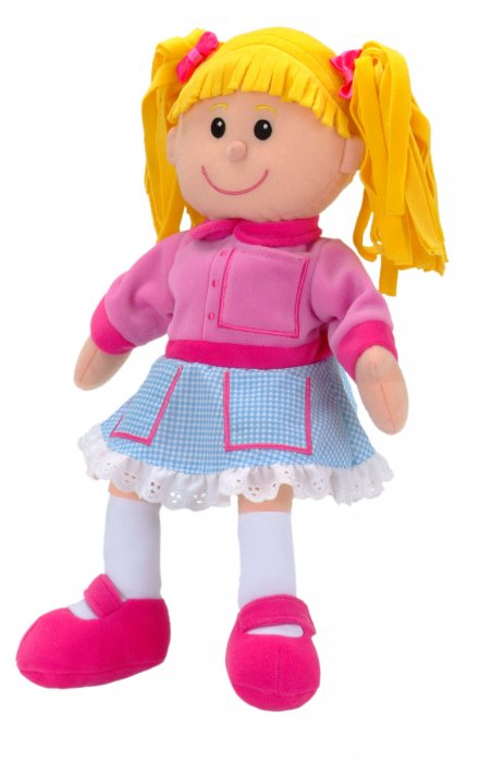 Set papusa si marionete Goldilocks si cei 3 ursuleti / Goldilocks and the Three Bears - Fiesta Crafts [3]