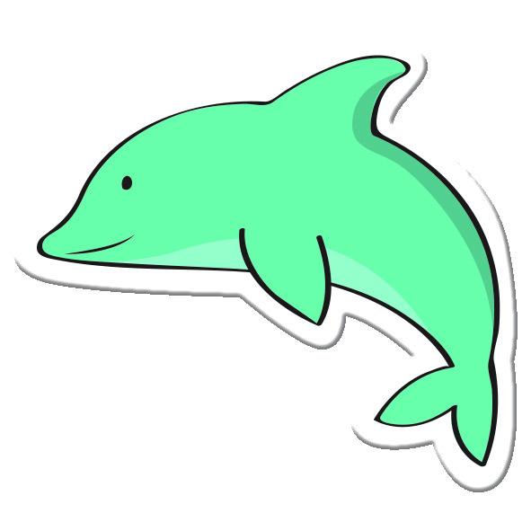 Stickere acvariu / Aquarium - Fiesta Crafts [1]