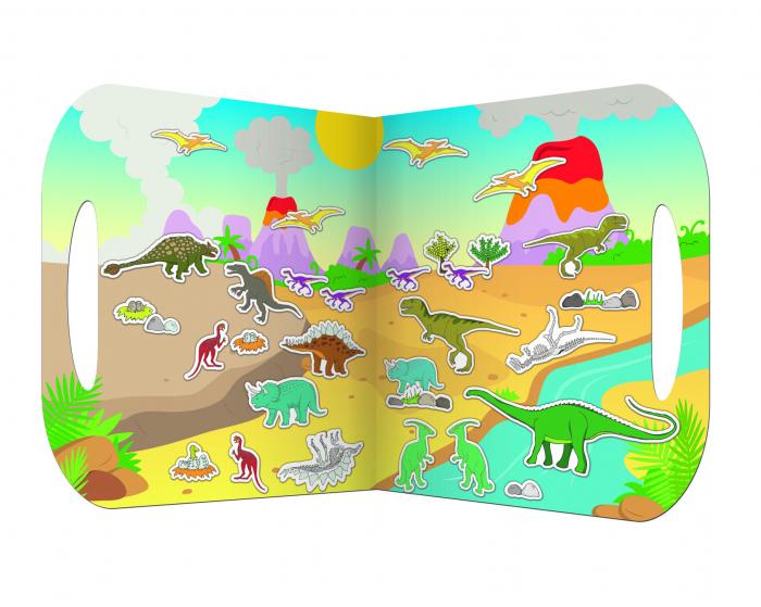 Stickere Dinozauri / Dinosaurs - Fiesta Crafts [0]