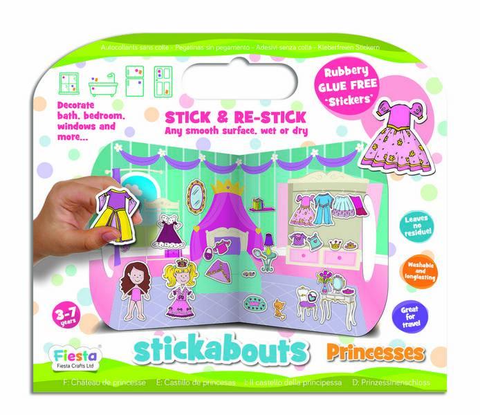 Stickere Printese / Princess - Fiesta Crafts [0]