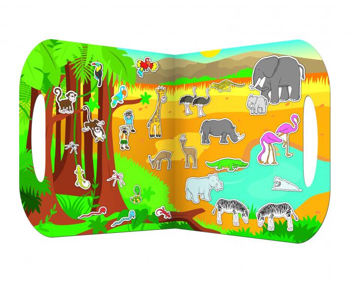 Stickere Zoo - Fiesta Crafts [5]