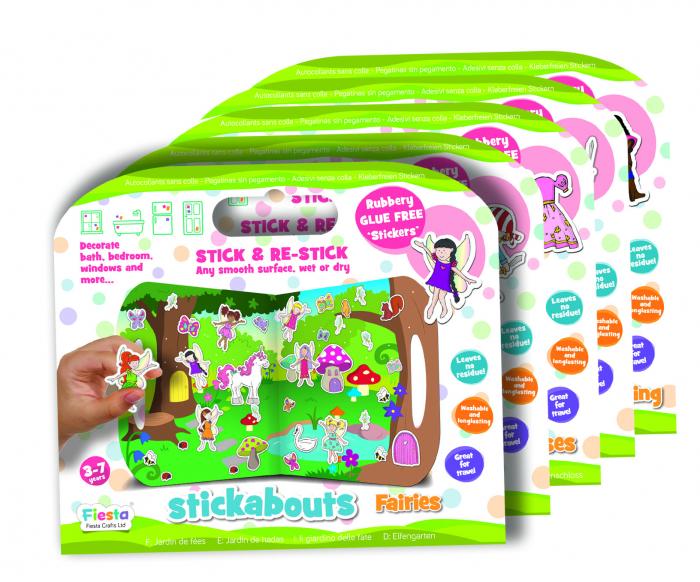 Stickere Zoo - Fiesta Crafts [2]