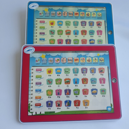 Tableta Multifunctionala 11 in 1 in Limba Engleza - Albastru [4]