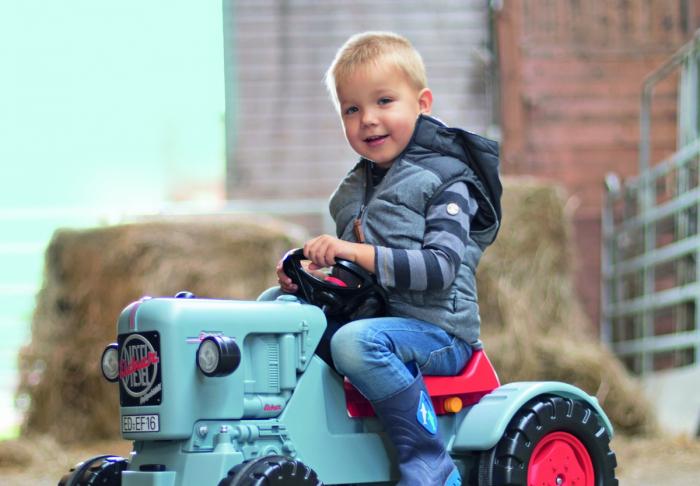 Tractor cu pedale Eicher Diesel Ed 16 [4]