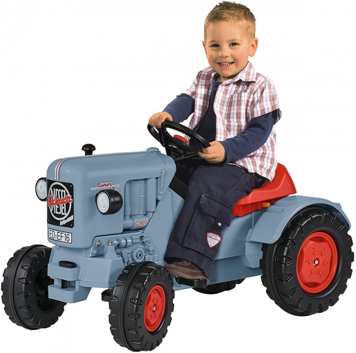 Tractor cu pedale Eicher Diesel Ed 16 [1]