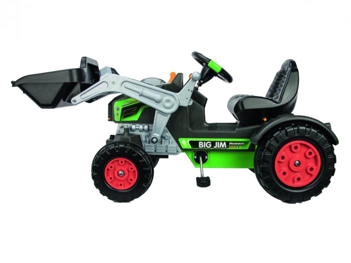 Tractor Jim turbo cu pedale cupa si volan interactiv [3]