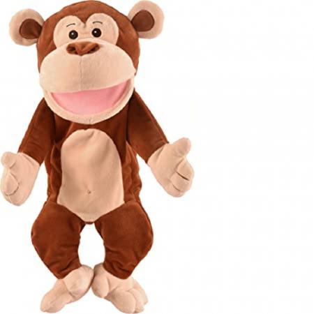 Personaj teatrul de papusi - Maimuta / Big monkey puppet [2]
