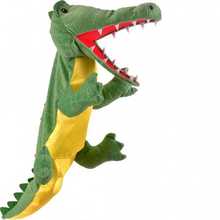 Personaj teatrul de papusi - Crocodilul / Big crocodile puppet [1]