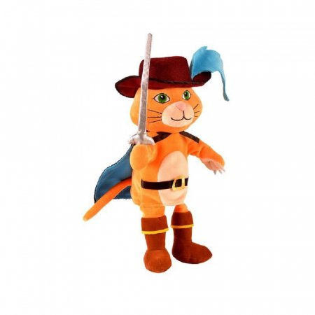 Set papusa si marionete - Motanul incaltat / Puss in boots hand and finger puppet set [3]