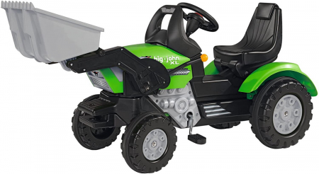 Big Tractor John XL cu pedale si incarcator [0]