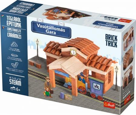 Brick Trick moara de vant din caramidute ceramice [1]