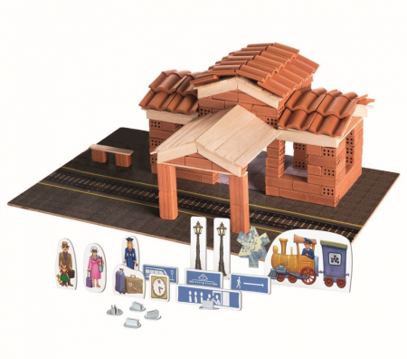 Brick Trick moara de vant din caramidute ceramice [0]
