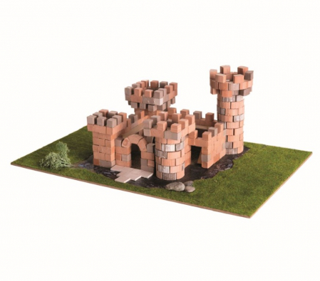 Brick Trick palatul din caramidute ceramice [0]