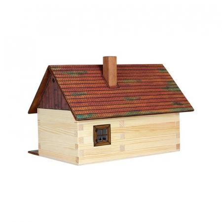 Cabana de lemn - joc educativ de construit Walachia [1]