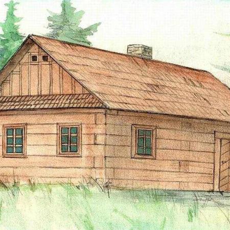 Cabana de lemn - joc educativ de construit Walachia [2]