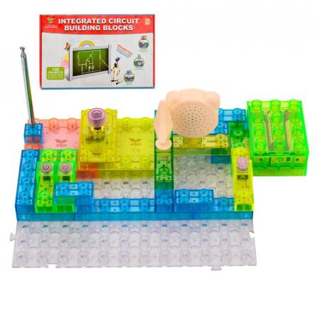 Cadou 8-14 ANI - Constructie Circuite Integrate + Set Cuburi Rubik [4]