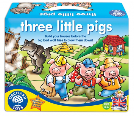 Cei trei purcelusi / THREE LITTLE PIGS [0]