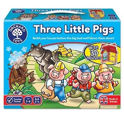 Cei trei purcelusi / THREE LITTLE PIGS [2]