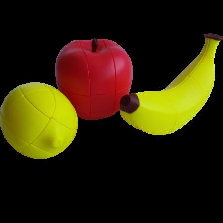 Cub Rubik - Set 3 fructe [4]