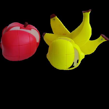 Cub Rubik - Set 3 fructe [3]