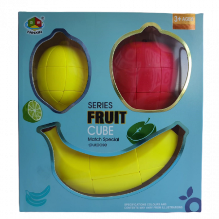 Cub Rubik - Set 3 fructe [5]