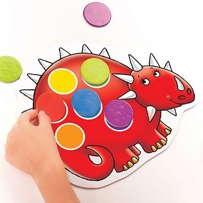 Dinozaurii cu pete / DOTTY DINOSAURS [5]