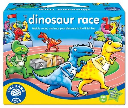 Intrecerea dinozaurilor / Dinosaur Race [0]