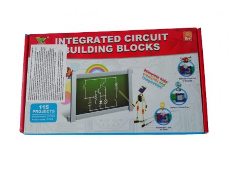 Joc constructie cu circuite integrate 115 proiecte [14]