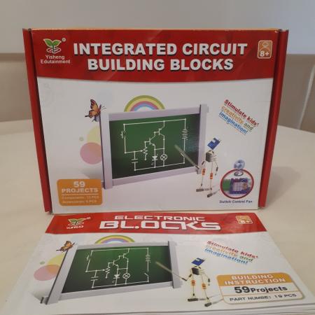 Joc constructie cu circuite integrate 59 proiecte [1]