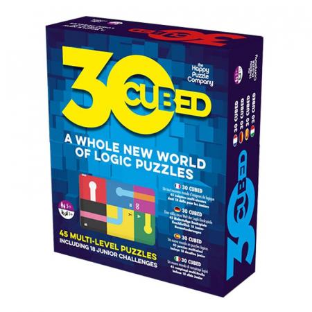 Joc educativ 30 Cubed The Happy Puzzle Company [0]