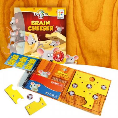Joc educativ Brain Cheeser - Smart Games [1]