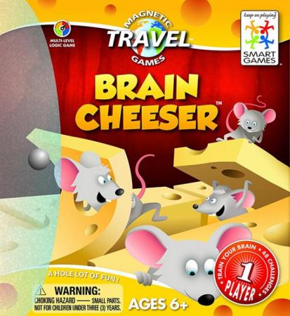 Joc educativ Brain Cheeser - Smart Games [0]