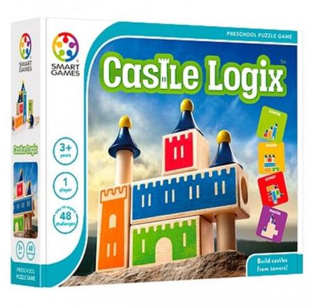 Joc educativ Castle Logix - Smart Games [0]
