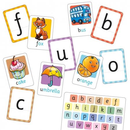 Joc educativ in limba engleza ALPHABET FLASHCARDS [1]