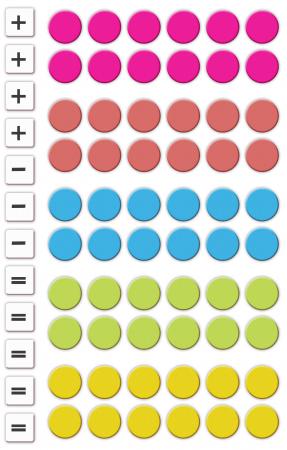 Joc educativ Primele notiuni de matematica / First Maths - Fiesta Crafts [5]