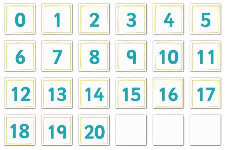 Joc educativ Primele notiuni de matematica / First Maths - Fiesta Crafts [4]